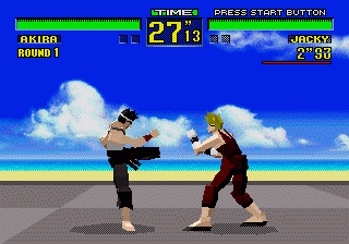 Virtua Fighter (32X)